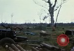 Image of 11th Armored Cavalry Regiment base camp South Vietnam, 1967, second 52 stock footage video 65675021194