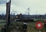 Image of 11th Armored Cavalry Regiment base camp South Vietnam, 1967, second 58 stock footage video 65675021194