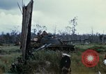 Image of 11th Armored Cavalry Regiment base camp South Vietnam, 1967, second 59 stock footage video 65675021194