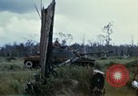 Image of 11th Armored Cavalry Regiment base camp South Vietnam, 1967, second 60 stock footage video 65675021194