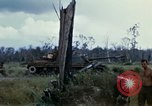 Image of 11th Armored Cavalry Regiment base camp South Vietnam, 1967, second 61 stock footage video 65675021194