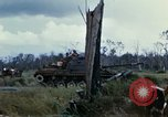 Image of 11th Armored Cavalry Regiment base camp South Vietnam, 1967, second 62 stock footage video 65675021194