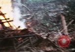 Image of U.S. Army 196th Lt Inf Brigade knock down damaged building wall Vietnam, 1968, second 25 stock footage video 65675021200
