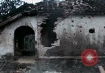 Image of U.S. Army 196th Lt Inf Brigade knock down damaged building wall Vietnam, 1968, second 33 stock footage video 65675021200