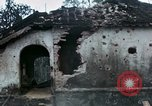 Image of U.S. Army 196th Lt Inf Brigade knock down damaged building wall Vietnam, 1968, second 36 stock footage video 65675021200