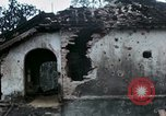Image of U.S. Army 196th Lt Inf Brigade knock down damaged building wall Vietnam, 1968, second 37 stock footage video 65675021200