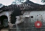 Image of U.S. Army 196th Lt Inf Brigade knock down damaged building wall Vietnam, 1968, second 41 stock footage video 65675021200