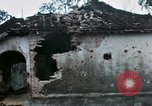 Image of U.S. Army 196th Lt Inf Brigade knock down damaged building wall Vietnam, 1968, second 42 stock footage video 65675021200