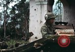 Image of US Army soldiers destroy shelled pagoda building Vietnam, 1968, second 7 stock footage video 65675021204