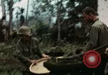Image of US Army soldiers destroy shelled pagoda building Vietnam, 1968, second 11 stock footage video 65675021204
