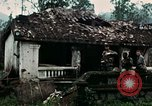 Image of US Army soldiers destroy shelled pagoda building Vietnam, 1968, second 27 stock footage video 65675021204
