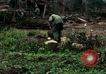 Image of US Army soldiers destroy shelled pagoda building Vietnam, 1968, second 33 stock footage video 65675021204
