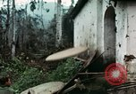 Image of US Army soldiers destroy shelled pagoda building Vietnam, 1968, second 35 stock footage video 65675021204