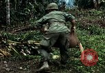 Image of US Army soldiers destroy shelled pagoda building Vietnam, 1968, second 59 stock footage video 65675021204