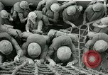 Image of Marines land in Vietnam South Vietnam, 1965, second 33 stock footage video 65675021205
