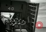 Image of Marines land in Vietnam South Vietnam, 1965, second 51 stock footage video 65675021205