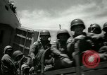 Image of Marines land in Vietnam South Vietnam, 1965, second 55 stock footage video 65675021205