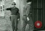 Image of Military tribunal begins for Franz Strasser Dachau Germany, 1945, second 27 stock footage video 65675021220
