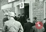 Image of Military tribunal begins for Franz Strasser Dachau Germany, 1945, second 49 stock footage video 65675021220