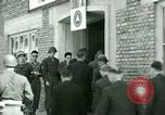 Image of Military tribunal begins for Franz Strasser Dachau Germany, 1945, second 51 stock footage video 65675021220