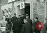Image of Military tribunal begins for Franz Strasser Dachau Germany, 1945, second 52 stock footage video 65675021220