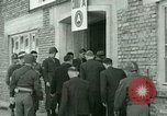 Image of Military tribunal begins for Franz Strasser Dachau Germany, 1945, second 53 stock footage video 65675021220