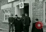 Image of Military tribunal begins for Franz Strasser Dachau Germany, 1945, second 55 stock footage video 65675021220