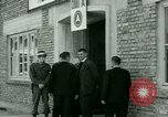 Image of Military tribunal begins for Franz Strasser Dachau Germany, 1945, second 57 stock footage video 65675021220