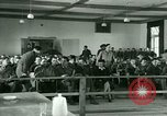 Image of Military tribunal begins for Franz Strasser Dachau Germany, 1945, second 60 stock footage video 65675021220