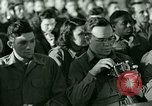 Image of testimony in trial of Franz Strasser Dachau Germany, 1945, second 3 stock footage video 65675021222