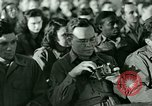Image of testimony in trial of Franz Strasser Dachau Germany, 1945, second 4 stock footage video 65675021222