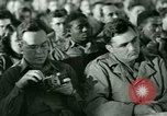 Image of testimony in trial of Franz Strasser Dachau Germany, 1945, second 6 stock footage video 65675021222