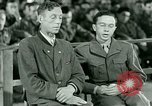 Image of testimony and sentencing of Franz Strasser Dachau Germany, 1945, second 35 stock footage video 65675021223