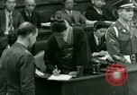 Image of War Crimes Trials Tokyo Japan, 1948, second 6 stock footage video 65675021226