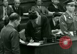 Image of War Crimes Trials Tokyo Japan, 1948, second 8 stock footage video 65675021226