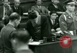Image of War Crimes Trials Tokyo Japan, 1948, second 10 stock footage video 65675021226