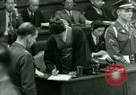 Image of War Crimes Trials Tokyo Japan, 1948, second 11 stock footage video 65675021226