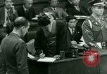 Image of War Crimes Trials Tokyo Japan, 1948, second 13 stock footage video 65675021226