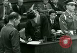 Image of War Crimes Trials Tokyo Japan, 1948, second 15 stock footage video 65675021226