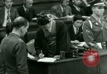 Image of War Crimes Trials Tokyo Japan, 1948, second 16 stock footage video 65675021226