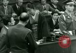 Image of War Crimes Trials Tokyo Japan, 1948, second 18 stock footage video 65675021226