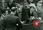 Image of War Crimes Trials Tokyo Japan, 1948, second 19 stock footage video 65675021226