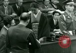 Image of War Crimes Trials Tokyo Japan, 1948, second 21 stock footage video 65675021226
