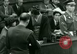 Image of War Crimes Trials Tokyo Japan, 1948, second 22 stock footage video 65675021226