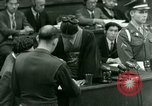 Image of War Crimes Trials Tokyo Japan, 1948, second 23 stock footage video 65675021226