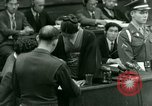 Image of War Crimes Trials Tokyo Japan, 1948, second 24 stock footage video 65675021226