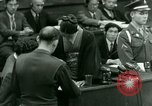 Image of War Crimes Trials Tokyo Japan, 1948, second 25 stock footage video 65675021226