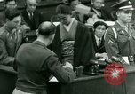 Image of War Crimes Trials Tokyo Japan, 1948, second 27 stock footage video 65675021226