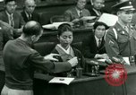 Image of War Crimes Trials Tokyo Japan, 1948, second 30 stock footage video 65675021226