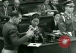 Image of War Crimes Trials Tokyo Japan, 1948, second 32 stock footage video 65675021226